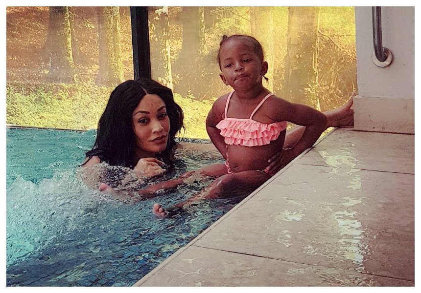 Zari buys daughter gorgeous birthday dress, says she might not attend her birthday after Diamond invited unwanted guests