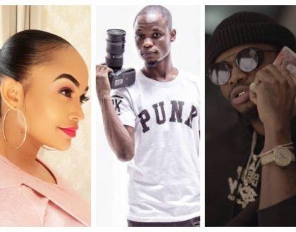 """""""Ningeongea na Zari ningerudishwa kazi"""" Diamond's former photographer Kifesi confirms Zari still has leverage over Diamond"""