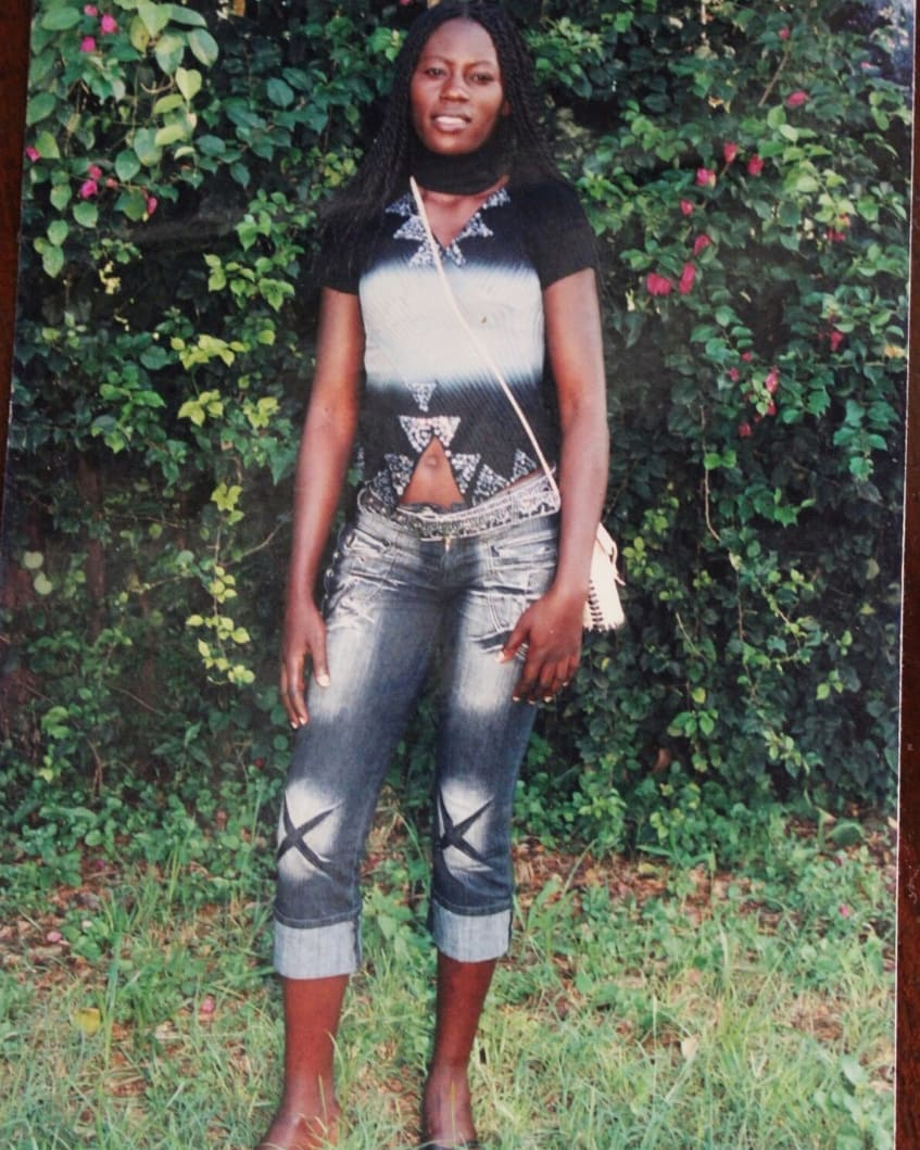 Akothee way back in 2007