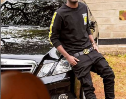 Bahati reveals multi-million house he's currently building (photos)