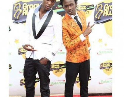 Bahati shares that he started off as Willy Paul's errand boy