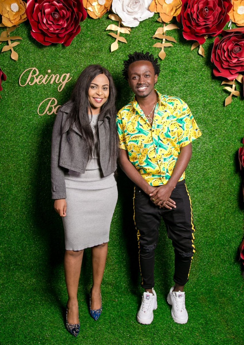 As expected, Kenyans reacts to Bahati's new reality show on NTV and it's not pretty