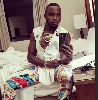 Gay or Straight? Kenyans debate after Sauti Sol's Chimano's photo