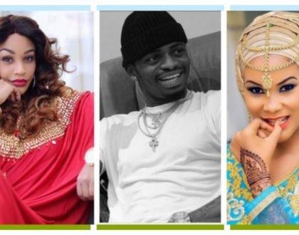 Diamond sends a humble plea to Zari Hassan and Hamisa Mobetto