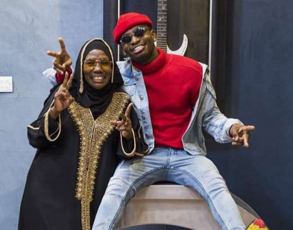 The expensive gifts Diamond gave his mother after returning home from recent US tour
