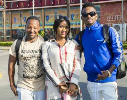 Diamond Platnumz' manager Babu Tale mourning