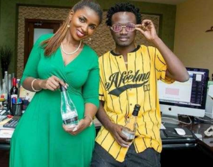 Anerlisa explains why Bahati rushed to meet her days after she toyed with Willy Paul
