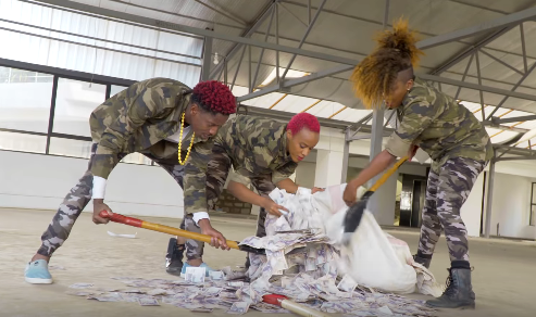 Eric Omondi finally releases full 'money' video after leaving Kenyans in pure envy