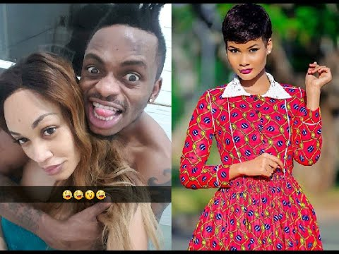 Zari Hassan responds after hearing Diamond is coming with Wema sepetu to her house