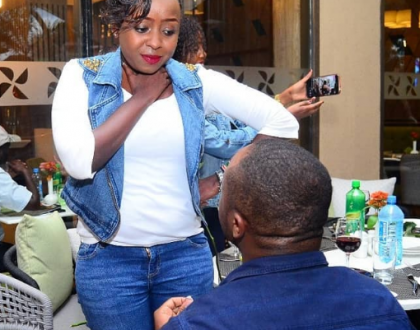 He's nothing but a woman eater! Mixed reactions after Judge describedJowie a male version of a slay queen
