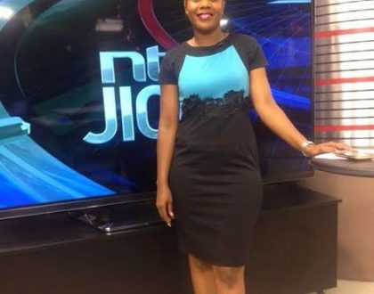 Since I became a mother I have learnt the act of balancing -NTV news anchor Jane Ngori