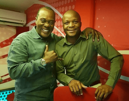 Some Kenyans believe Jalang'o ditched Hot 96 because Jeff was always insulting him(video)