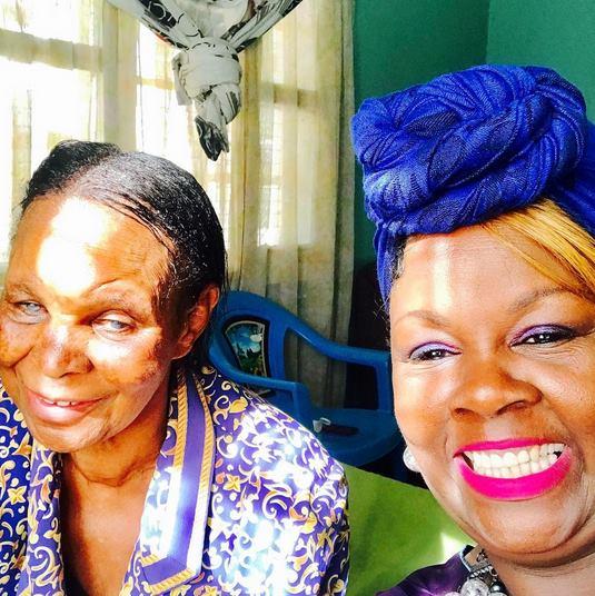 Bishop Allan Kiuna lost mother same day as Dennis Oliech
