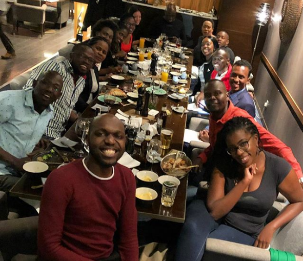 Larry Madowo turns 31 years, here's how his birthday went down (photos)