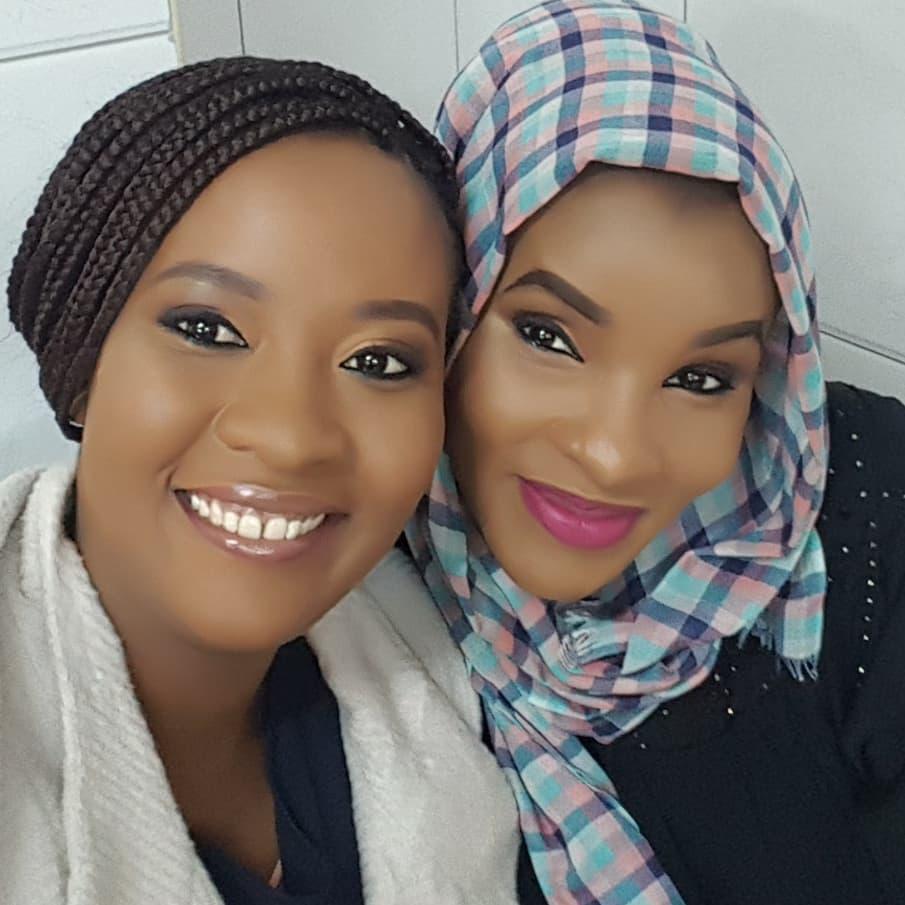 Lulu Hassan and Kadzo Gunga
