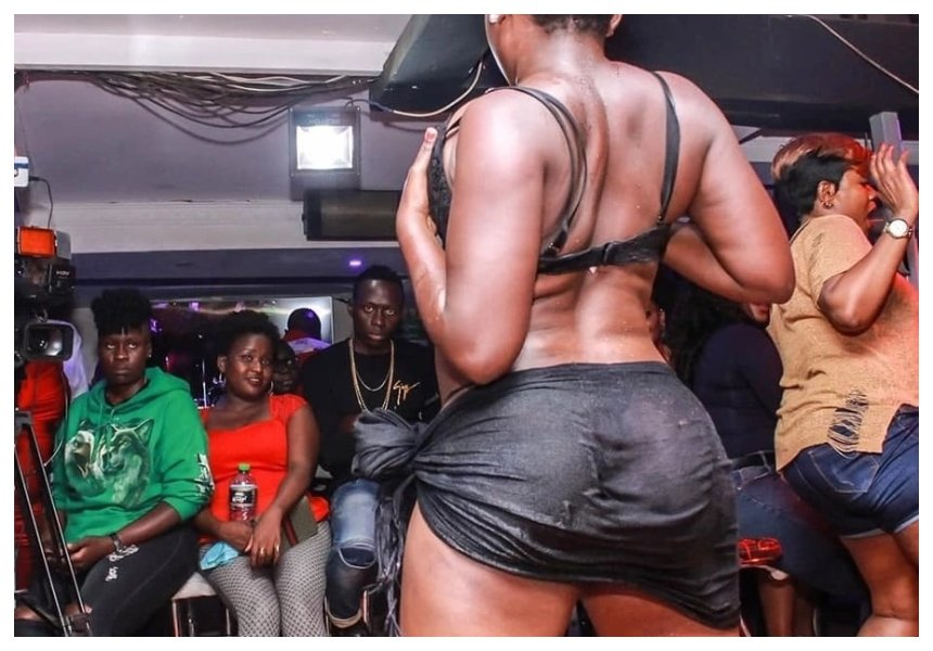 Luo mummies shake booty to compete for top spot for Kisumu Miss Bum Bum 2018 edition (Photos)
