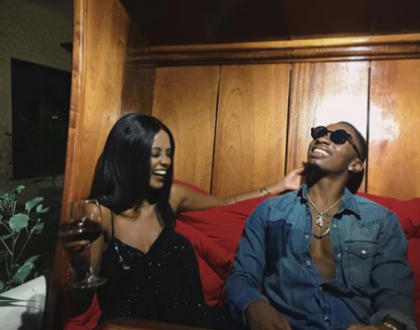 Vanessa Mdee reveals how boyfriend Juma Jux made moves on her and got her tripping in love