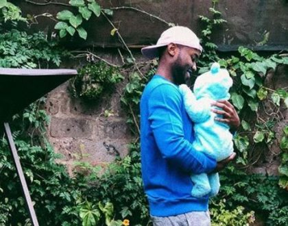 """""""Let's not be deadbeat dads"""" Nick Mutuma message to fathers after he becomes a stranger to his daughter"""