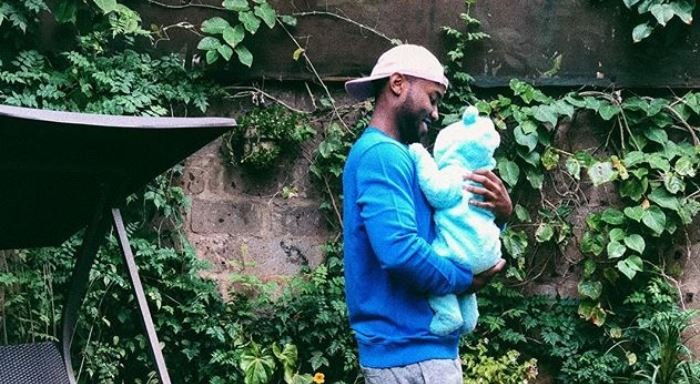 """Let's not be deadbeat dads"" Nick Mutuma message to fathers after he becomes a stranger to his daughter"