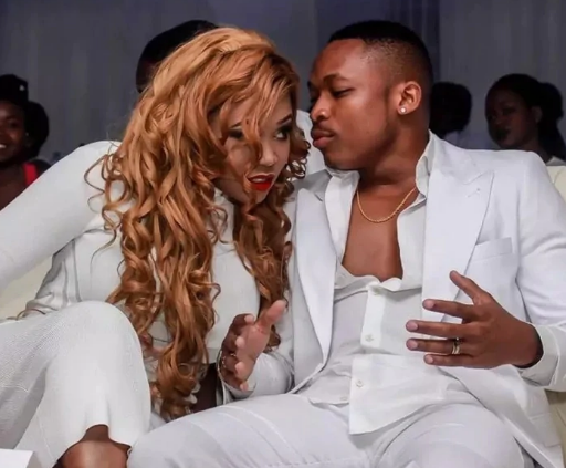 Otile Brown: Stop saying i'm using Juju to keep Vera, She's in love with me