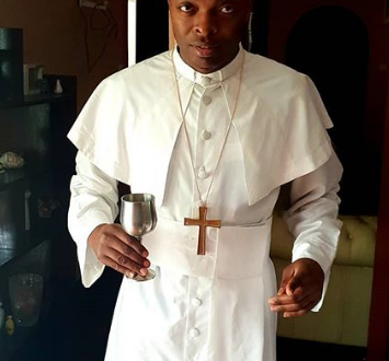 Ringtone becomes a priest after failing to win Zari Hassan