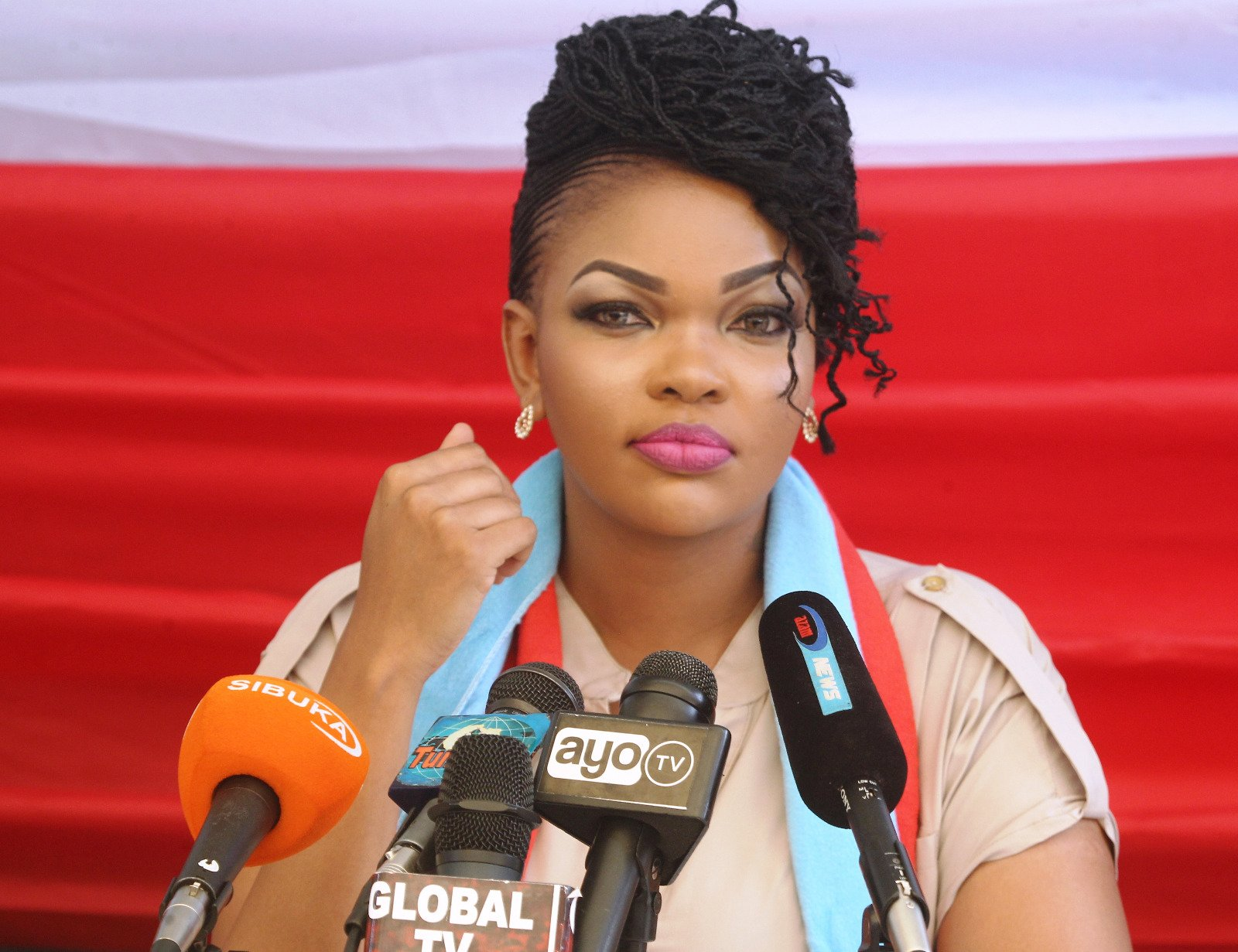 Wema Sepetu's jail term ruins her chances of running for political seat