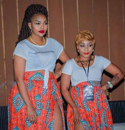Wema Sepetu ends longtime beef with Muna after her child's death