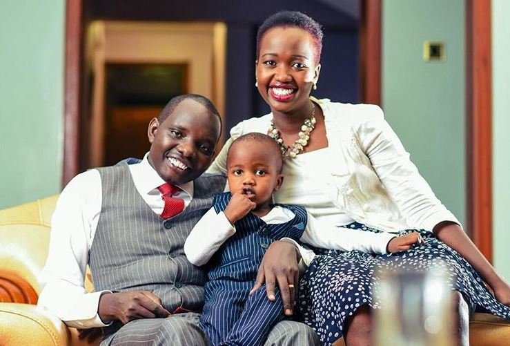 Testimony Alert! KTN's Anthony Ndiema reveal how his wife suffered before giving birth but God saved her