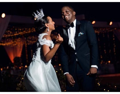AY and wife blessed with bouncing baby boy days after buying mega mansion in US (Photos)