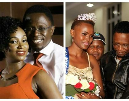Ababu Namwamba's affair with niece, varsity student andMiss Tourism Busia force wife out of matrimonial home (Photos)