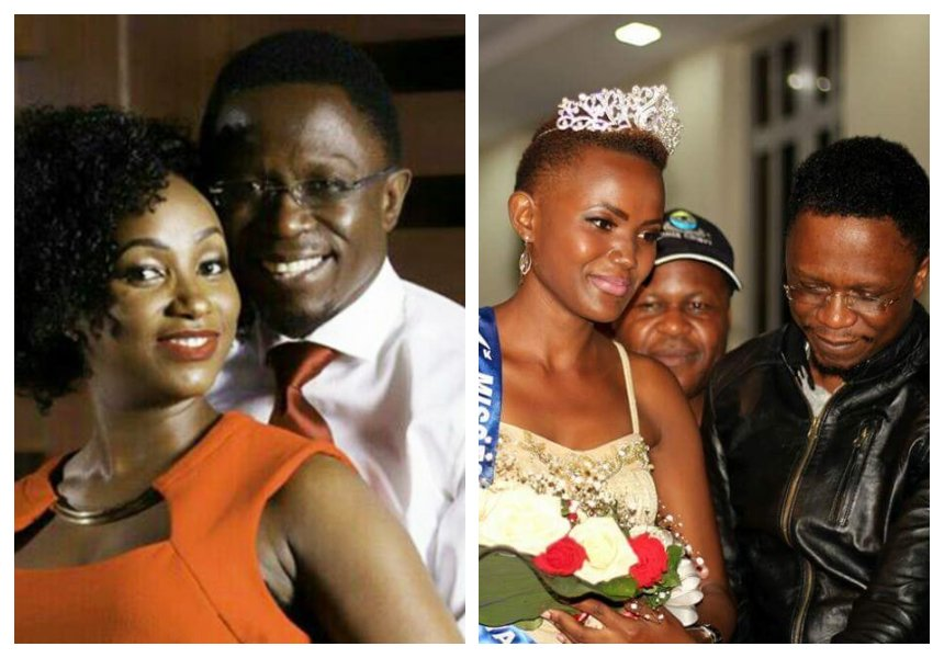 Ababu Namwamba's affair with niece, varsity student and Miss Tourism Busia force wife out of matrimonial home (Photos)