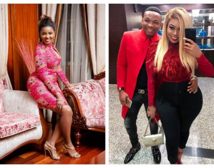 """Keep your private life off social media"" Anerlisa Muigai tells Vera Sidika and Otile Brown"