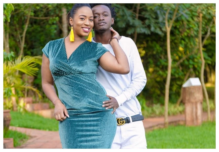 We are not perfect! Diana Marua and Bahati reveal after