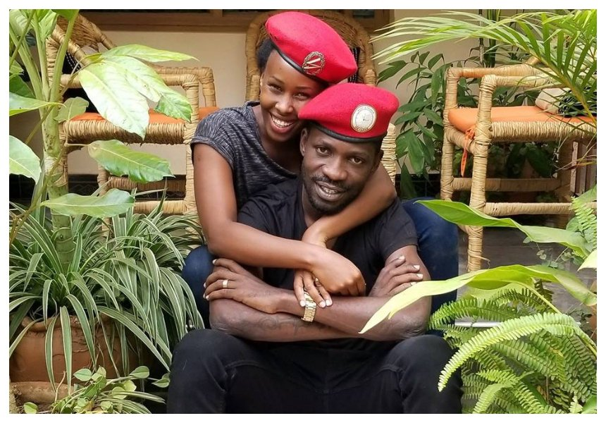 """""""Bobi my love, our 7th wedding anniversary finds you in physical pain"""" Bobi Wine's wife pensheart-wrenching letter hours before he's freed"""