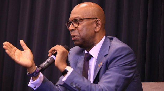 """Happy birthday Mr C, I continue to love you!"" Ms Wambui's special message her late husband, Bob Collymore"