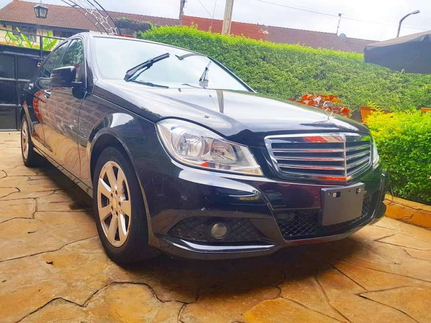 1 FM presenter DNG buys brand new Mercedes Benz