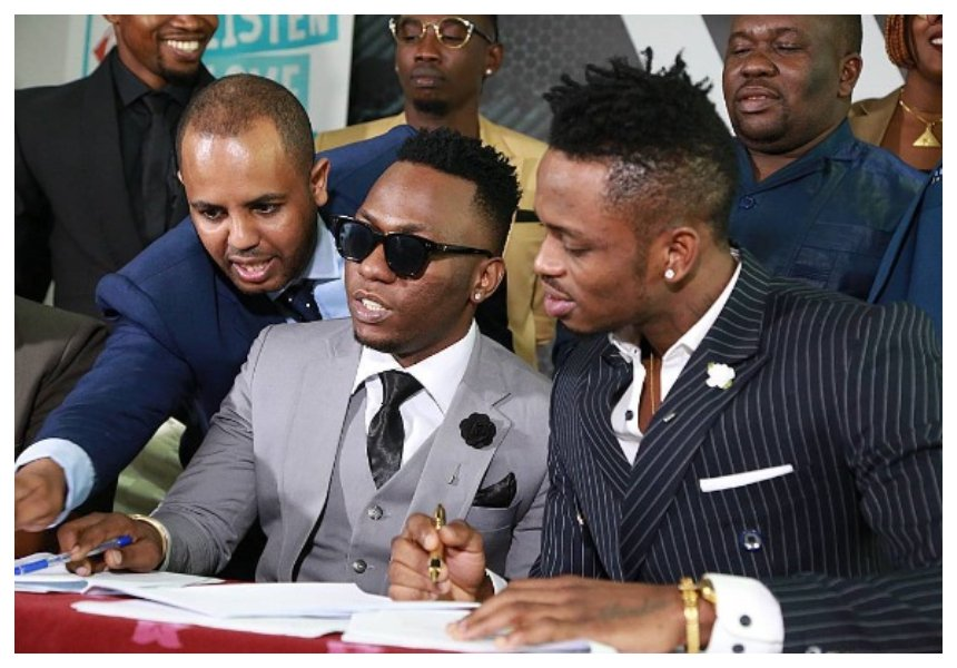 """Sallam Sk allegedly in ICU, Diamond Platnumz showing flu like symptoms, 2 WCB members isolated!"" Source reveals"