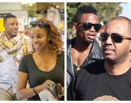 Diamond's manager: We created the beef between Alikiba and Diamond, we regularly meet with Kiba's management