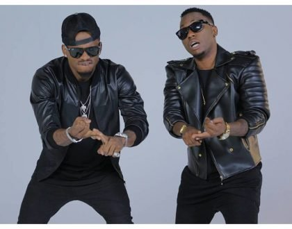 Diamond Platnumz, Rich Mavoko meet face-to-face for the first time after falling out