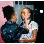 """Fena Gitu and Edith Kimani 150x150 - """"I've come to see the love of my life,"""" Edith Kimani and Fena Gitu continue to fuel lesbian rumor in new clip"""