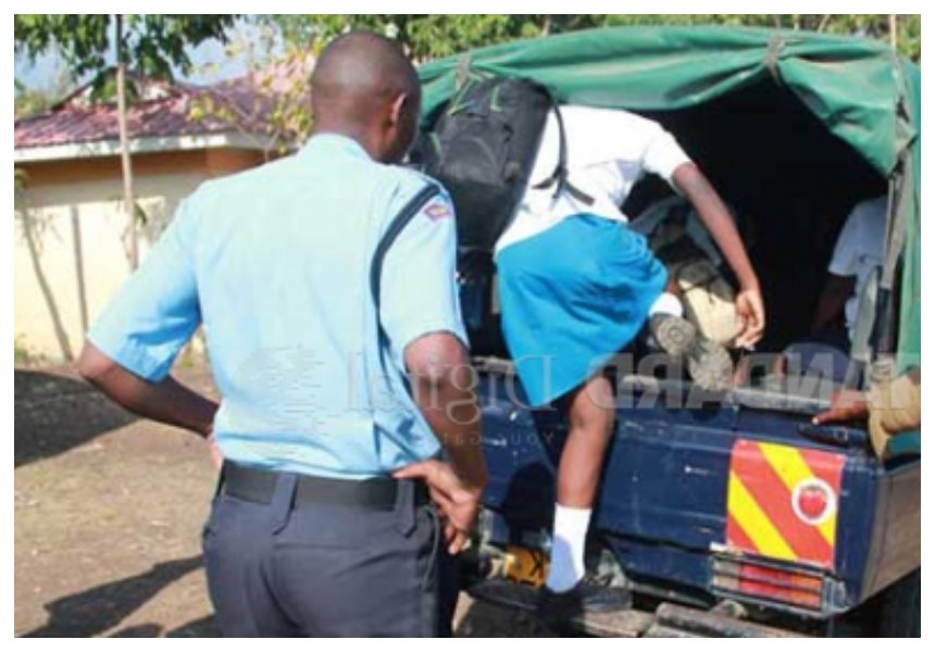 Sex orgy better than education? Missing high school girl found with three boys at Makueni lodging (Photo)