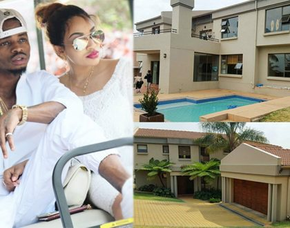 Diamond Platnumz plans to buy yet another multi-million house in South Africa