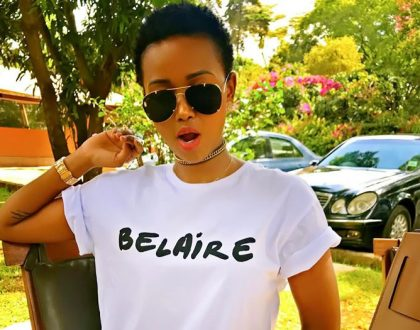Huddah: I rather sleep comfortably in my bed rather than get peanuts from these promoters