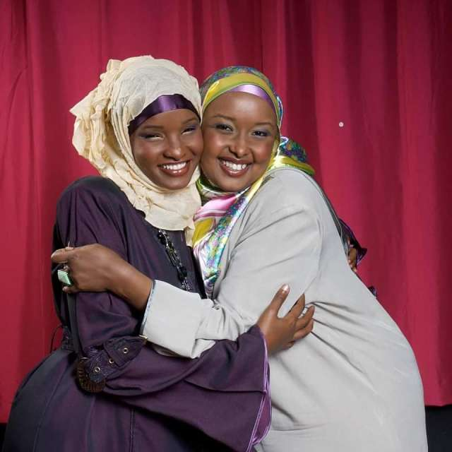 Jamila Mohamed get's lovely birthday message from Lulu Hassan