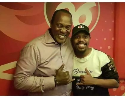 Hot 96 resorts to rotating comedians to co-host morning show with Jeff Koinange following Jalango's exit