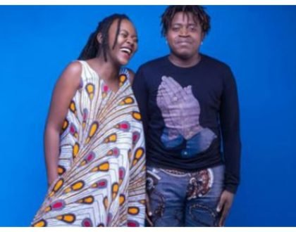 Josh ofAfro-pop group Amos & Josh expecting baby with KTN producer Merlyne Chepchumba (Photos)