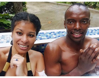 Julie Gichuru: My love for God didn't fade when my third-born son chocked and died