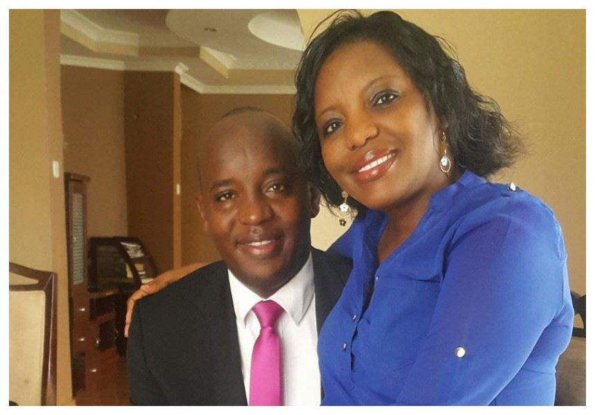 """I was shocked when Linus gave me his ATM card after only 3 weeks of dating"" Linus Kaikai's wife opens up"