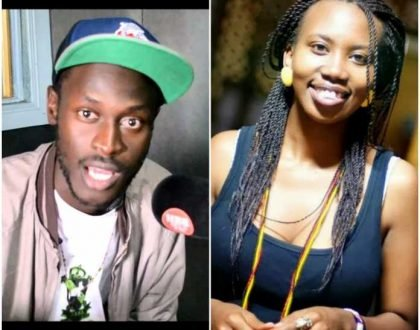 Sage: King Kaka doesn't pay school fees for ourdaughter. I do it alone