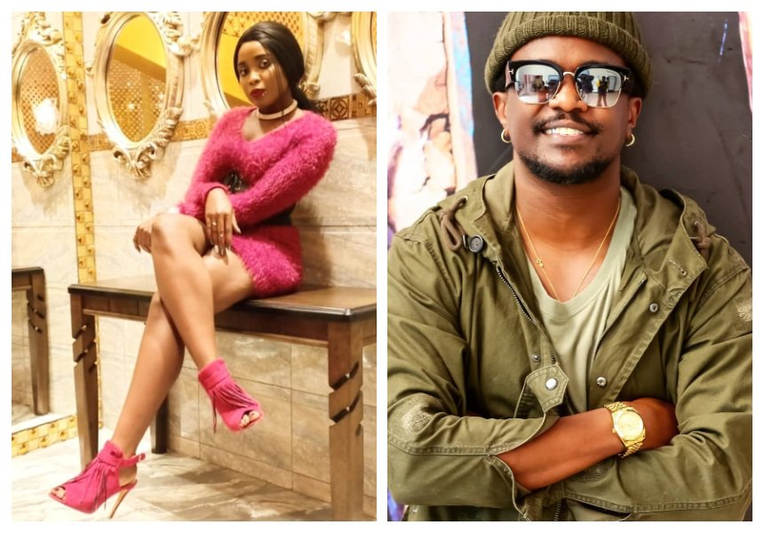 Kush Tracey: I have had a serious crush on Nyashinski since the times of 'Tuendelee ama Tusiendelee'